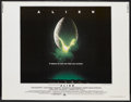 "Movie Posters:Science Fiction, Alien (20th Century Fox, 1979). Half Sheet (22"" X 28""). ScienceFiction...."