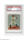 Baseball Cards:Singles (1930-1939), 1933 Goudey Lou Gehrig #160 PSA PR-FR 1. One of the top cards from this Big Three set. Eye appeal is strong despite wear....