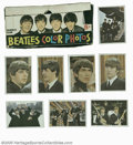 Non-Sport Cards, 1964 Topps Beatles and Man From Uncle Group Lot (385ct.) LargeBeatles and Man From Uncle non-sports card lot. Includes 1964...