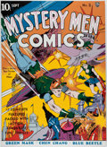 Original Comic Art:Paintings, Vincelli Mystery Men Comics #2 Cover Recreation PaintingOriginal Art (1992)....