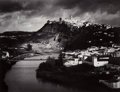 Photographs:Gelatin Silver, Morley Baer (American, 1916-1995). Arcos de la Frontera, Spain, 1958. Gelatin silver, printed later. 15 x 19-1/2 inches ...