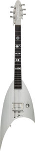 Musical Instruments:Electric Guitars, 1998 Jackson Roswell Rhoads Aluminum Solid Body Electric Guitar, Serial # RSW121....