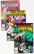 Modern Age (1980-Present):Miscellaneous, Modern Age Comics Key Issues Group of 16 (Various Publishers, 1980s) Condition: Average VF+.... (Total: 16 Comic Books)
