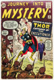 Journey Into Mystery #84 (Marvel, 1962) Condition: VG-