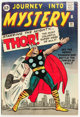 Journey Into Mystery #89 (Marvel, 1963) Condition: VG/FN