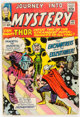 Journey Into Mystery #103 (Marvel, 1964) Condition: GD/VG