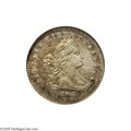 Early Half Dimes: , 1803 H10C Large 8 MS62 NGC....