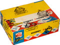 Baseball Cards:Unopened Packs/Display Boxes, 1959 Topps Baseball (4th Series) Cello Box with 36 UnopenedPacks....