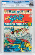 Bronze Age (1970-1979):Superhero, All Star Comics #58 Rocky Mountain Pedigree (DC, 1976) CGC NM+ 9.6White pages....