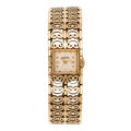 Estate Jewelry:Watches, Lucien Piccard Lady's Gold Watch. ...