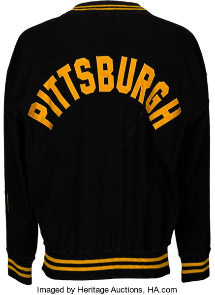 4572ea753b4 Football Collectibles:Others, 1950's Ernie Stautner Game Worn Pittsburgh  Steelers SidelineSweater.
