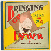 Bringing Up Father #24 (Cupples & Leon, 1933) Condition: VG