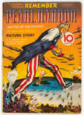 Golden Age (1938-1955):War, Remember Pearl Harbor #nn (Street & Smith, 1942) Condition: VG-....