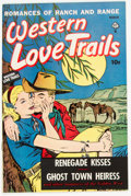 Golden Age (1938-1955):Romance, Western Love Trails #9 (Ace, 1950) Condition: NM-....