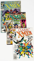 Modern Age (1980-Present):Miscellaneous, Marvel Modern Age Long Box Group (Marvel, 1990s) Condition: Average NM-....