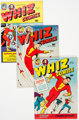 Whiz Comics #119, 120, and 122 Group (Fawcett Publications, 1950) Condition: Average VF.... (Total: 3 Comic Books)