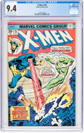 Bronze Age (1970-1979):Miscellaneous, X-Men #93 (Marvel, 1975) CGC NM 9.4 Off-white to white pages....