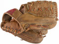 "Baseball Collectibles:Others, c. 1960s Mickey Mantle ""Rawlings"" Store Model Glove. ..."