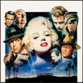 "Movie Posters:Miscellaneous, Marilyn Monroe and Friends by Renato Casaro (PGM Art WorlD, 1998) Rolled, Very Fine-. German Art Print (27.5"" X 27.5""). Misc..."