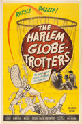 Miscellaneous:Movie Posters, The Harlem Globetrotters (Columbia, 1950)....