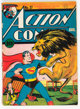Action Comics #27 (DC, 1940) Condition: GD+