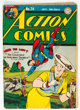 Action Comics #74 (DC, 1944) Condition: GD-