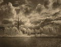 Photographs:Gelatin Silver, Adolf Fassbender (German/American, 1884-1980). New York World's Fair, 1939. Gelatin sliver. 10-1/2 x 13-1/2 inches (26.7...