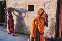 Steve McCurry (American, b. 1950) Rajasthan Shadows, Rajasthan, India, 1983 Digital pigment print, 2