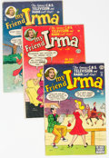 Golden Age (1938-1955):Humor, My Friend Irma Group of 6 (Marvel, 1952-53) Condition: AverageGD/VG.... (Total: 6 Comic Books)