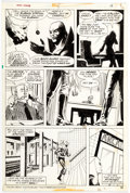 Original Comic Art:Panel Pages, Larry Hama and Dick Giordano Marvel Premiere #19 Story Page10 Original Art (Marvel, 1974)....
