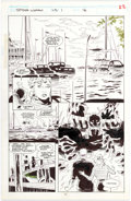 Original Comic Art:Panel Pages, John Czop and Fred Fredericks Spider-Woman #1 Story Page 16Original Art (Marvel, 1993)....