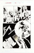 Original Comic Art:Panel Pages, Cary Nord and Ralph Cabrera Silver Surfer #130 Story Page 11Original Art (Marvel, 1997)....