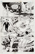 Original Comic Art:Panel Pages, Paul Gulacy and Jimmy Palmiotti Sci-Spy #1 Story Page 4Original Art (DC, 2002)....