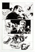 Original Comic Art:Panel Pages, Paul Gulacy and Jimmy Palmiotti Reload #1 Story Page 7Original Art (DC, 2003)....