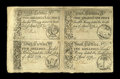 Colonial Notes:South Carolina, South Carolina April 10, 1778 Block of Four. A Choice About Newsheet of four made up of a 2s6d, 3s9d, 5s and 10s note. ...