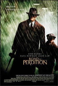 "Road to Perdition & Other Lot (DreamWorks, 2002) Rolled, Overall Grade: Very Fine. One Sheets (2) (27"" X 41..."