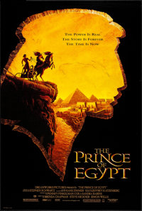 "The Prince of Egypt & Others Lot (DreamWorks, 1998) Rolled, Very Fine. One Sheets (4) (27"" X 40"") DS. Anim..."