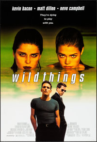 "Wild Things & Others Lot (Columbia, 1998) Rolled, Very Fine-. One Sheets (4) (27"" X 40"" & 27"" X 4..."
