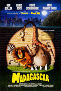 "Movie Posters:Animation, Madagascar (DreamWorks, 2005) Rolled, Very Fine-. One Sheets (5) (27"" X 40"") DS Regular & 4 Advance Styles. Animation.. ... (Total: 5 Items)"