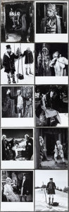 """Movie Posters:Comedy, The Fearless Vampire Killers (MGM, 1967). Very Fine-. ProductionPhotos (20) (8"""" X 10""""). Comedy.. ... (Total: 20 Items)"""