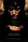 """Movie Posters:Fantasy, The Lord of the Rings: The Fellowship of the Ring (New Line, 2001)Rolled, Very Fine. One Sheet (27"""" X 40"""") DS Advance. Fant..."""