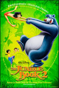 "Movie Posters:Animation, The Jungle Book 2 & Others Lot (Buena Vista, 2003) Rolled, Very Fine+. One Sheets (3) (27"" X 40"") DS Advance. Animation.. ... (Total: 3 Items)"