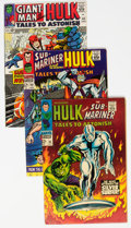 Silver Age (1956-1969):Superhero, Tales to Astonish Group (Marvel, 1965-68) Condition: AverageFN-.... (Total: 15 Comic Books)