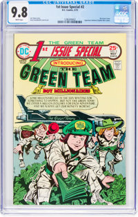 1st Issue Special #2 (DC, 1975) CGC NM/MT 9.8 White pages