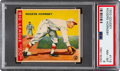 Baseball Cards:Singles (1930-1939), 1933 Goudey Rogers Hornsby #119 PSA NM-MT 8 - Three Higher. ...