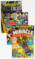 Bronze Age (1970-1979):Miscellaneous, DC Silver and Bronze Age Comics Group of 33 (DC, 1968-73)Condition: Average VG/FN.... (Total: 33 Comic Books)
