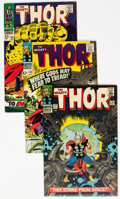 Silver Age (1956-1969):Superhero, Thor Group of 20 (Marvel, 1966-70) Condition: Average VF....(Total: 20 Items)