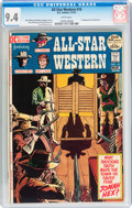 Bronze Age (1970-1979):Western, All-Star Western #10 (DC, 1972) CGC NM 9.4 White pages....