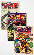 Silver Age (1956-1969):Superhero, Daredevil Group of 14 (Marvel, 1965-67) Condition: Average FN....(Total: 14 Items)