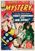 Silver Age (1956-1969):Superhero, Journey Into Mystery #100 (Marvel, 1964) Condition: FN/VF....